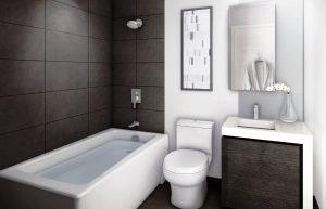 Cincinnati Bath remodel